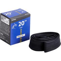 Binnenband BMX 20x1-3/8 Schrader-ventiel / ETRTO 32-40/438-451
