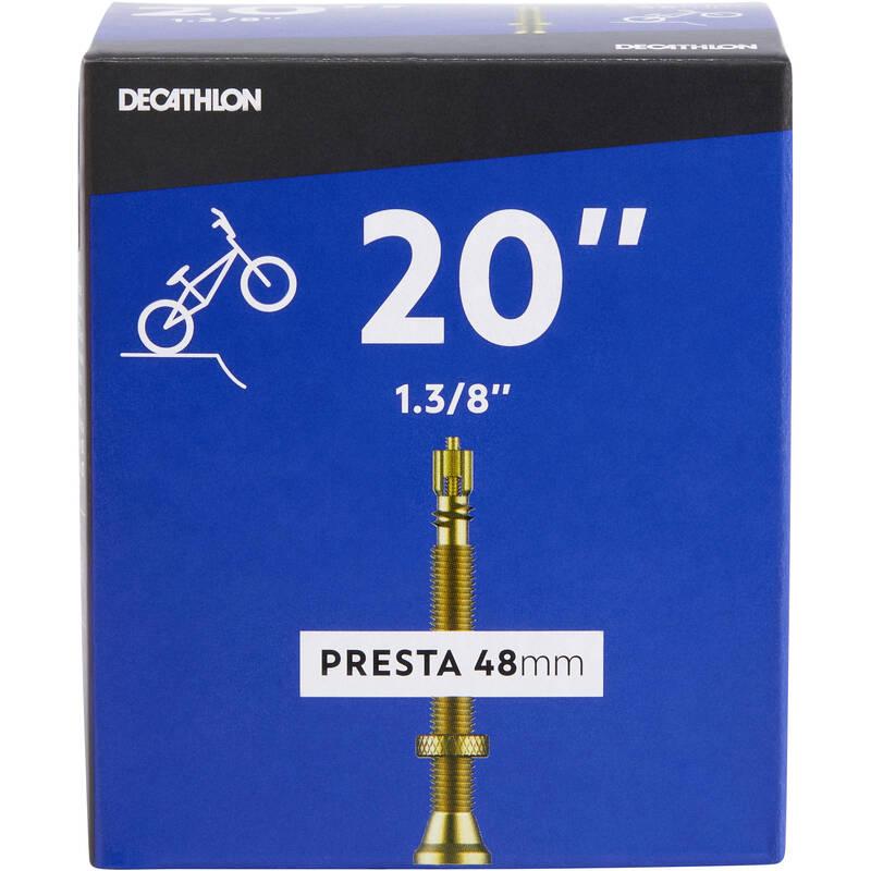 DUŠE Cyklistika - BMX DUŠE 20 × 1,3/8 PRESTA BTWIN - Náhradní díly na kolo