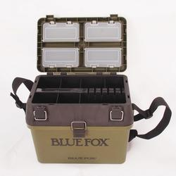 CAJA BLUE FOX SURF VERDE/NEGRA