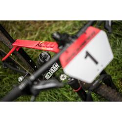 """MTB XC 900 29"""" carbon rood en zwart"""