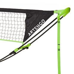 Tennisnetz 5m Speed höhenverstellbar und faltbar