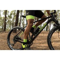 Mountainbike XC 100 27.5 PLUS Eagle zwart/fluo