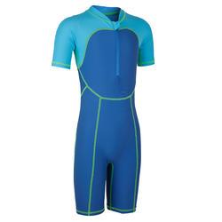 Boys swimming costume half sleeves half legs