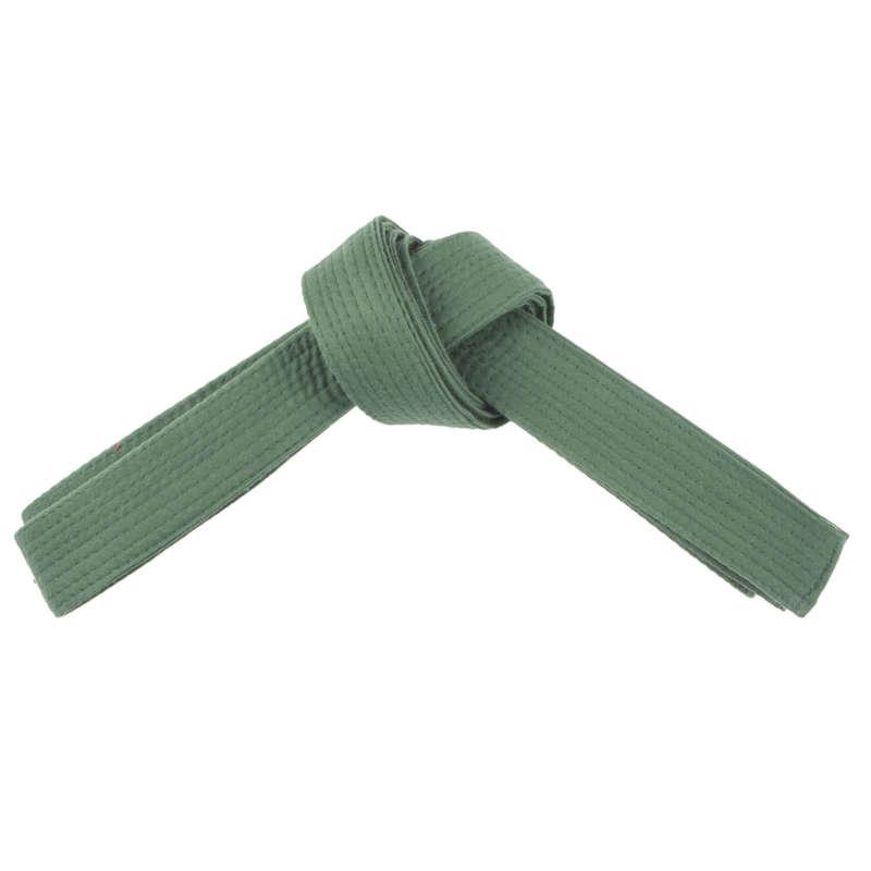 ПОЯСА Боевые искусства - Пояс д/кимоно 2,0 м зелёный RU OUTSHOCK - Дзюдо