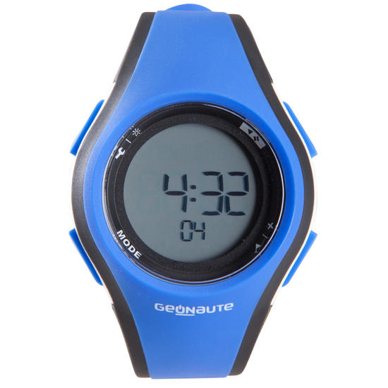 Digitaal sporthorloge voor heren W200 M stopwatch - 162373