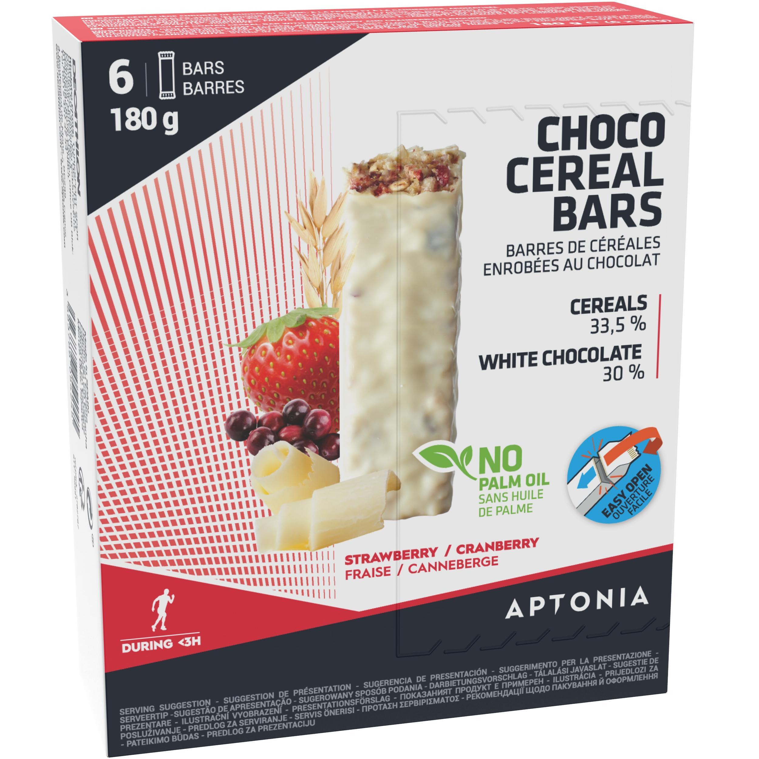 Baton Cereale 6x30 G de la APTONIA