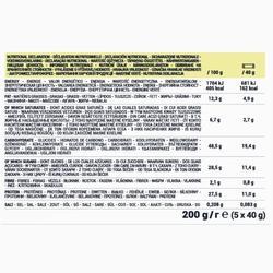 Barrita proteica AFTER SPORT Brownies 5 x 40 g