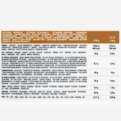 Barrita Cereales Triatlón Aptonia Cobertura Chocolate Negro Almendra Cacahuete