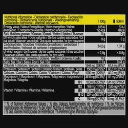 Tabletas electrólitos limón ECOSIZE 40 x 4 g