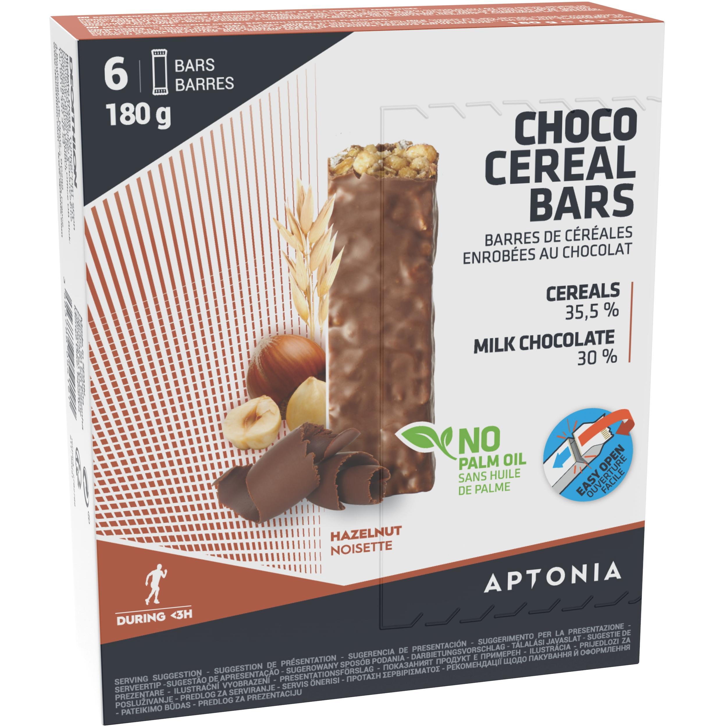 Baton Cereale Alune 6x30g