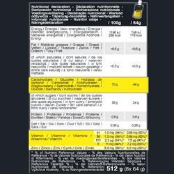 Gel energético larga distancia g-easy ECOSIZE Cola 8 x 64 g