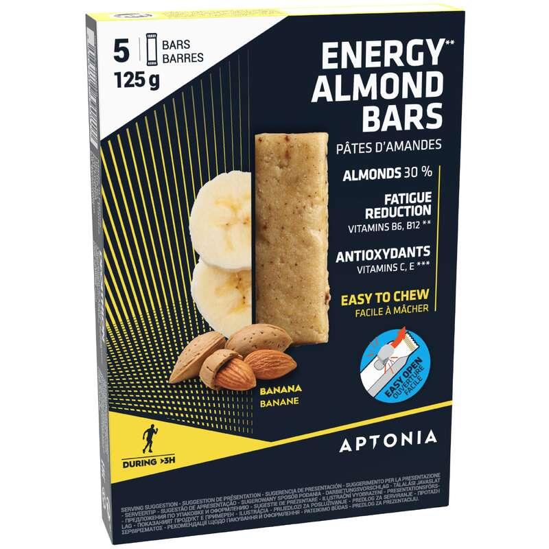 KAKOR, GEL& EFTER Kost och Hälsa - Mandelbar banan 5x25 g APTONIA - Näring, Energi