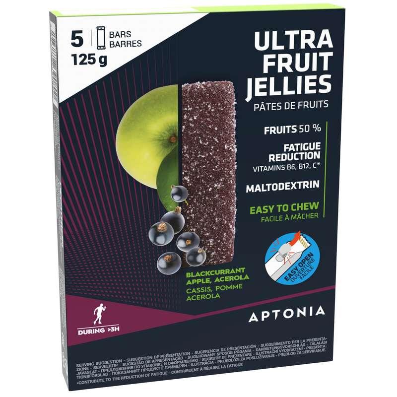 BARS, GELS & AFTER Triathlon - Fruit Jellies 5 x 25g APTONIA - Triathlon