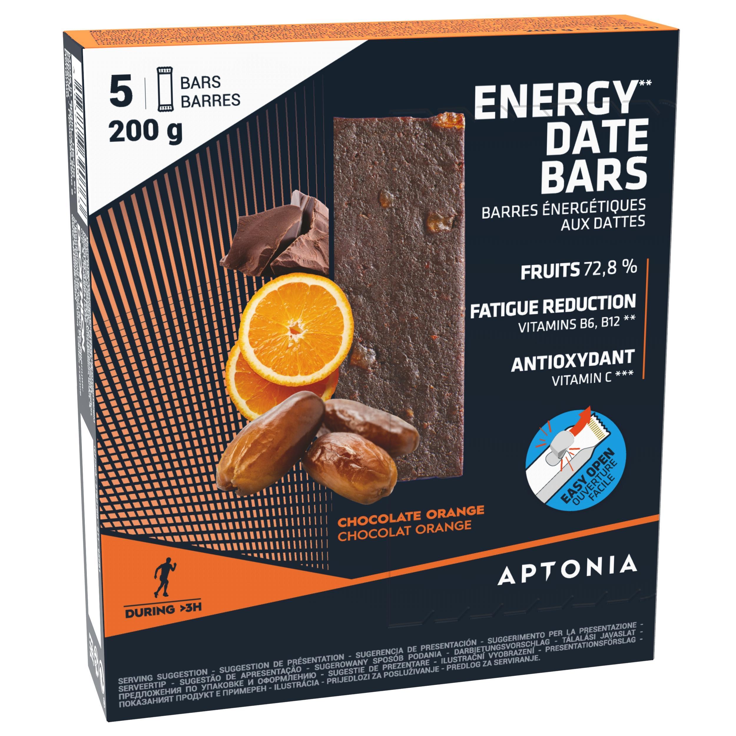 Baton Energizant 5x40g
