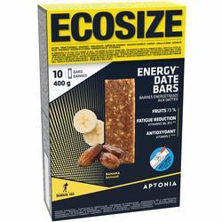 Barrita Energética Triatlón Aptonia Ultra Bars Ecosize Plátano 10 X 40 G