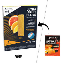 Pasta Frutas Triatlón Aptonia Ultra Cítricos 5 X 25 G