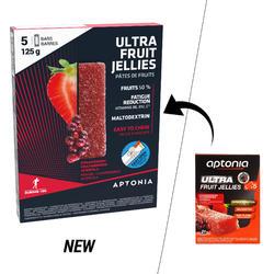 Energy-Riegel Fruchtriegel Ultra Erdbeere 5×25g