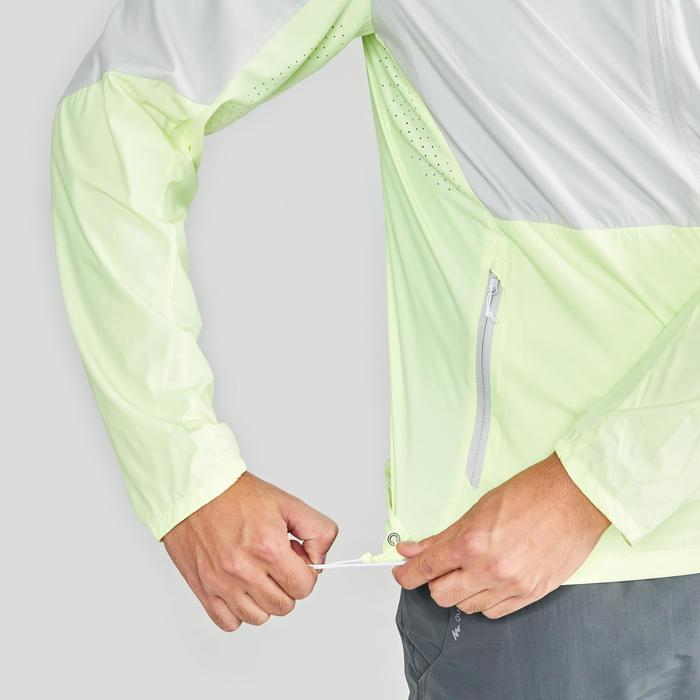 Helium Sun protect Jacket MH500 yellow