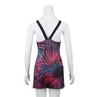 Vega Skirt Women's One-Piece Swimsuit - Ond Black