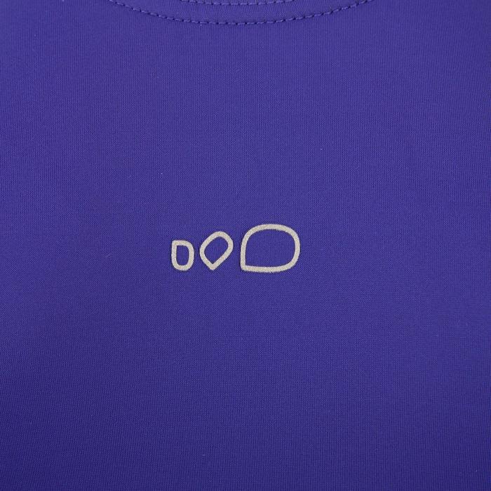 女款單件式連身裙泳裝Vega - Ref紫色