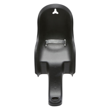Plushie Seat For Kids' Bike - Black