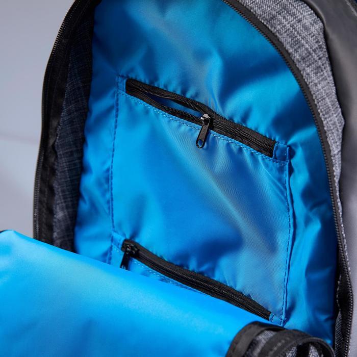 Rucksack Tennis Racketsport Artengo 500 BP Schlägertasche blau