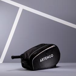 Tas voor racketsport Artengo 100 S grijs
