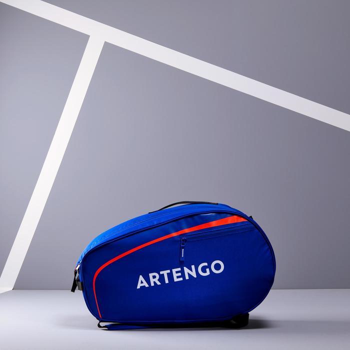 RAQUETERO / PALETERO ARTENGO 100 S AZUL ÍNDIGO