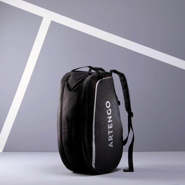 Tennis Bag 100 S - Grey