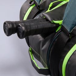 Schlägertasche 530 S Artengo schwarz/khaki