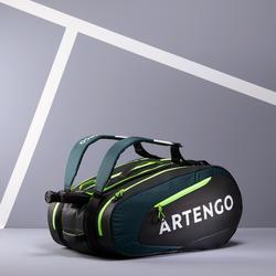 RAQUETERO / PALETERO ARTENGO SB 190 NEGRO Y CAQUI