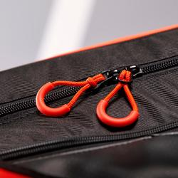 SAC TENNIS ARTENGO 960 L NOIR ORANGE