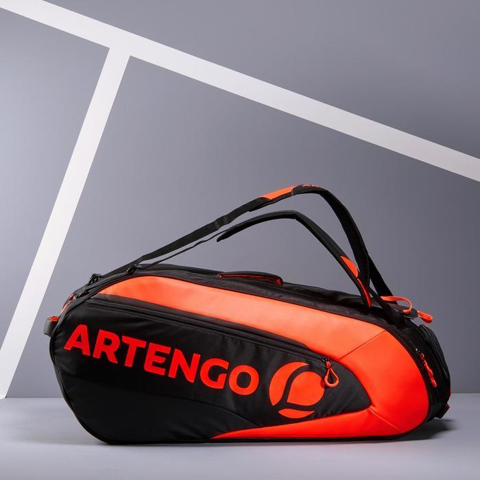 Tennistas Artengo 960 L zwart oranje