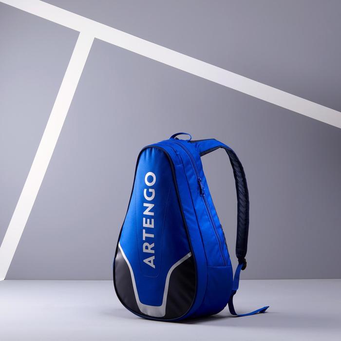 球拍運動背包BP 100-薰衣草藍