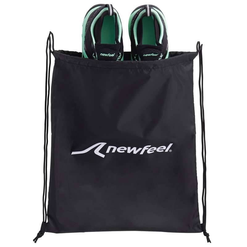 SPORT WALKING ACCESSORIES - Walking shoes bag - black NEWFEEL