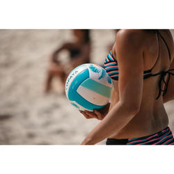 Beachvolleyball BV100 Ara blau