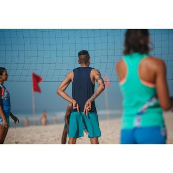 Pantalón Corto Vóley Playa Copaya BV500 Turquesa Hombre