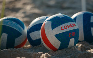 comment choisir son ballon de beach-volley?