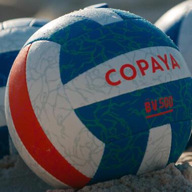 comment choisir son ballon de beach-volley?