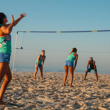 comment choisir son filet de beach-volley?