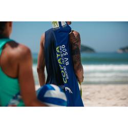 Beachvolleybalnet BV 500 blauw