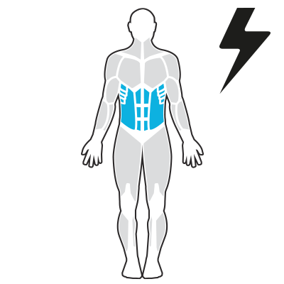 Fortaleça o abdomen
