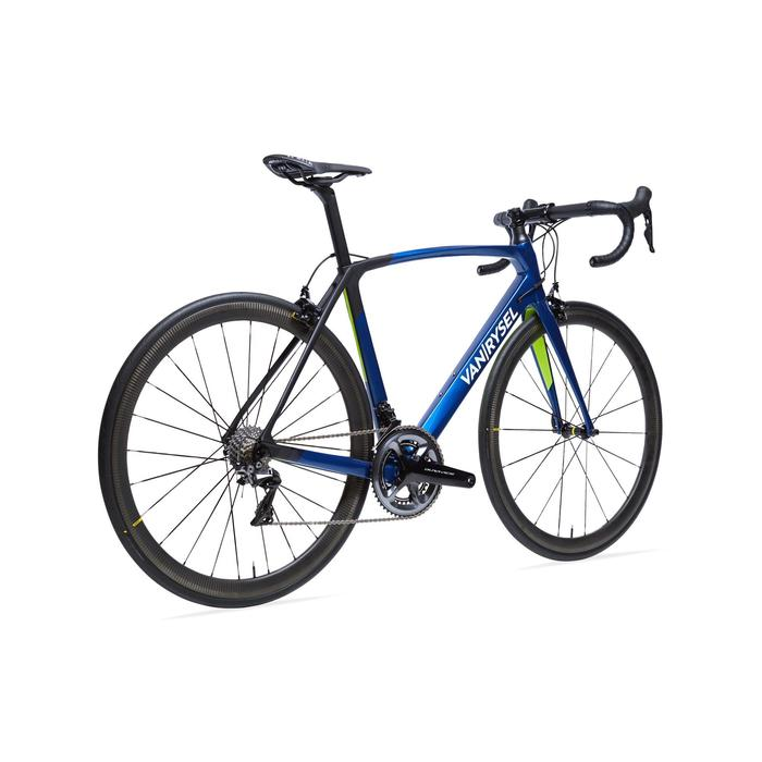 Racefiets Ultra RCR CF Dura-Ace blauw