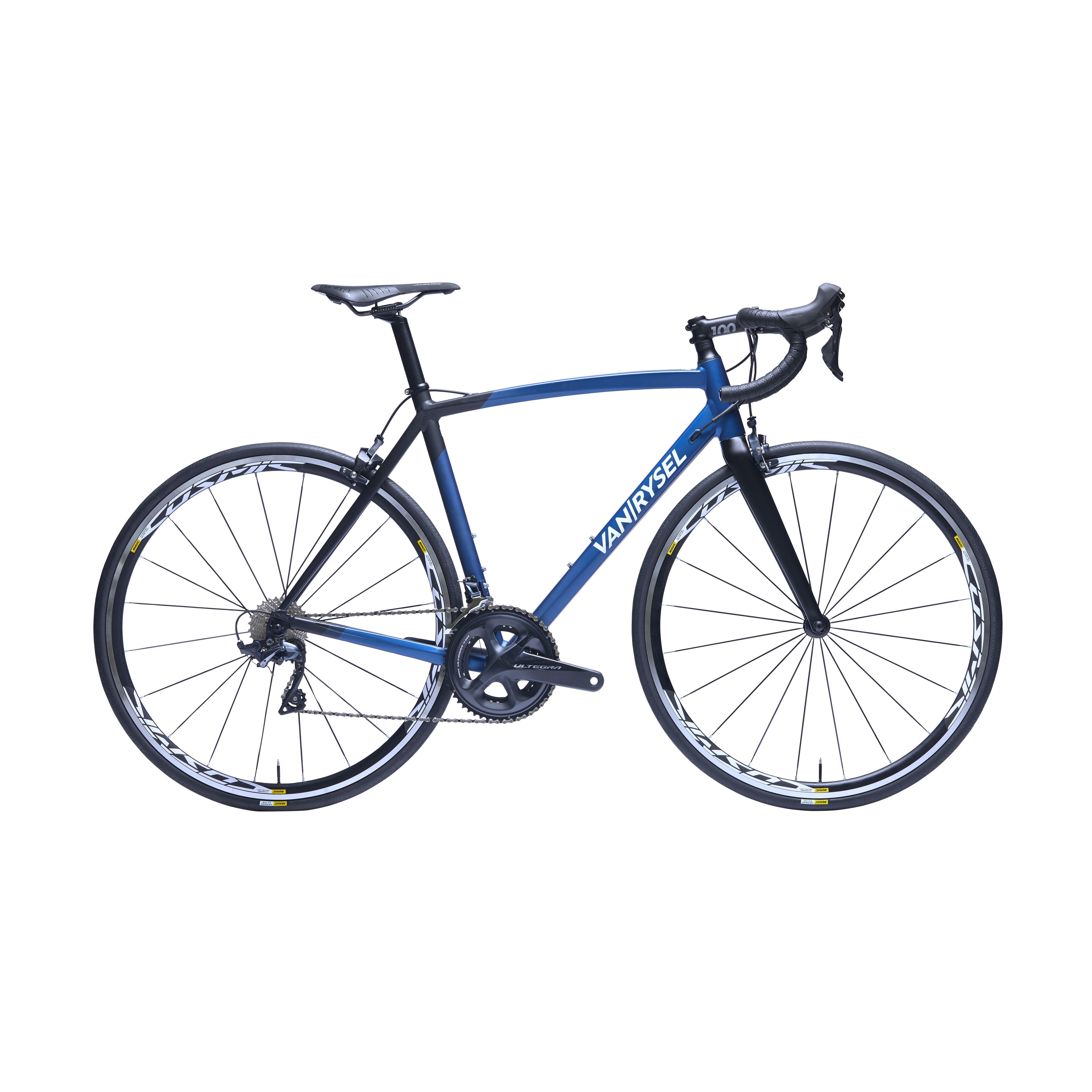 Van rysel Racefiets Ultra AF Ultegra blauw
