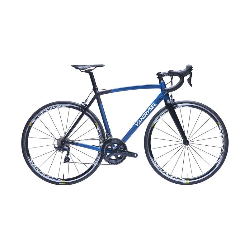 ROAD RACING BIKES - RR 920 AF Road Bike Blue - Ultegra VAN RYSEL