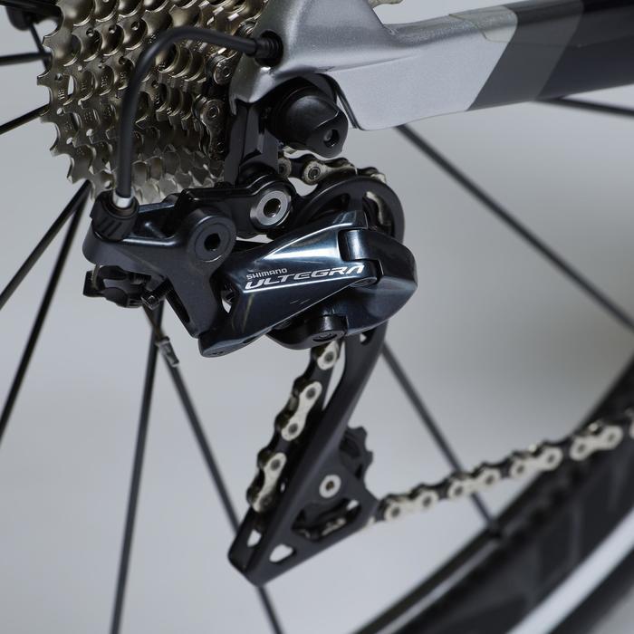 Racefiets / wielrenfiets Ultra 920 Ultegra Carbon frame zwart