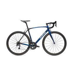Rennrad Ultra 940 CF Ultegra Di2 blau