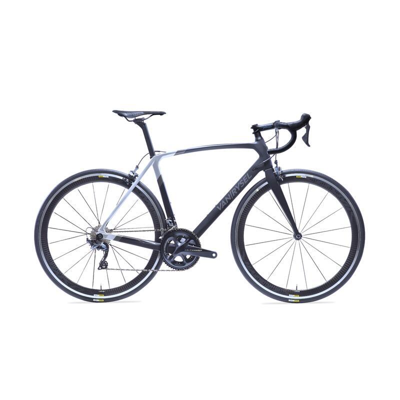 Ultra CF Ultegra Carbon Road Bike - Black