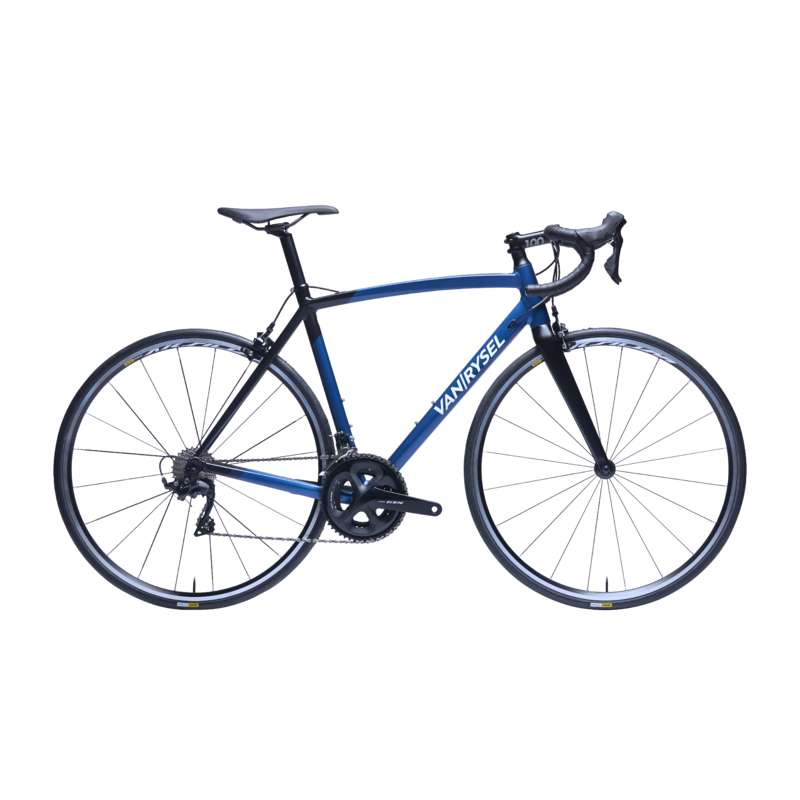 ROAD RACING BIKES - RR 900 AF Road Bike Blue - 105 VAN RYSEL