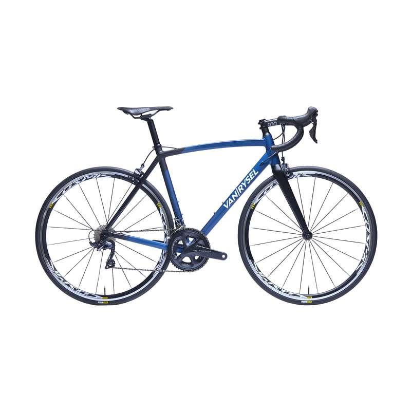 PÁNSKÁ SILNIČNÍ ZÁVODNÍ KOLA Cyklistika - KOLO ROADR 920 AF C1 VAN RYSEL - Kola